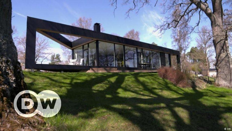 Svenska triangelhuset är en fröjd att se på